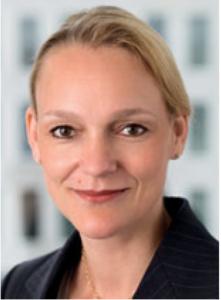 Die Autorin Nina-Luisa Siedler, Partnerin bei DLA Piper.