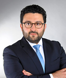 Dr. Ashkan Rahmani, Rechtsanwalt CMS Hasche Sigle