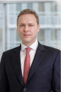 André Speth, CFO Noratis