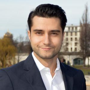 Kurosch Daniel Habibi ist Gründer und Geschäftsführer von Carl Finance.