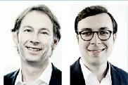 Jens Hecht, CFA Managing Partner Kirchhoff Consult AG, und Nikolaus Hammerschmidt, Consultant bei Kirchhoff.