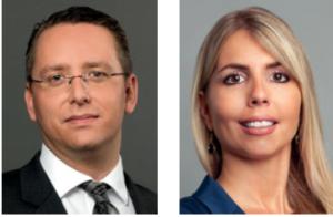 Manuel Hoelzle und Kristina Bauer, GBC AG.