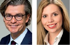 Prof. Berndt und Anke Gerding