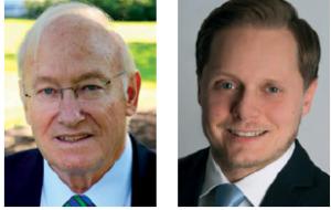 Prof. Jörg Baetge und Dr. Benedikt Wünsche