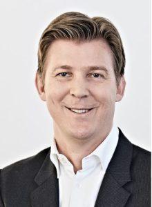 Lars Böhrnsen, CFO Stemmer Imaging AG.