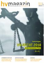 HV Recht 2018 Cover