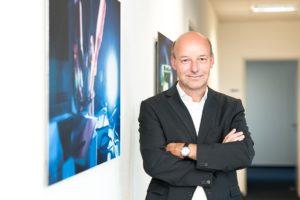 devolo-CEO Heiko Harbers