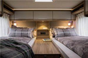Komfortables Reisen steht u.a. an erster Stelle des Wohnmobil-Herstellers. Foto: Hymer.