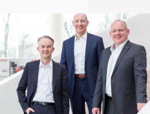 Das Primepulse-Management v.l.n.r.: Klaus Weinmann, Stefan Kober, Raymond Kober