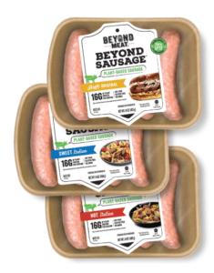 Das US-Unternehmen hat sich auf die Herstellung pflanzlicher Fleischersatz-Produkte spezialisiert. Foto: Beyond Meat.