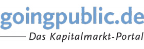 GOINGPUBLIC MAGAZIN