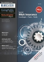 Special M&A Insurance 2018
