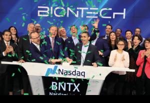 BioNTech Nasdaq