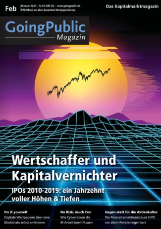 GoingPublic Magazin