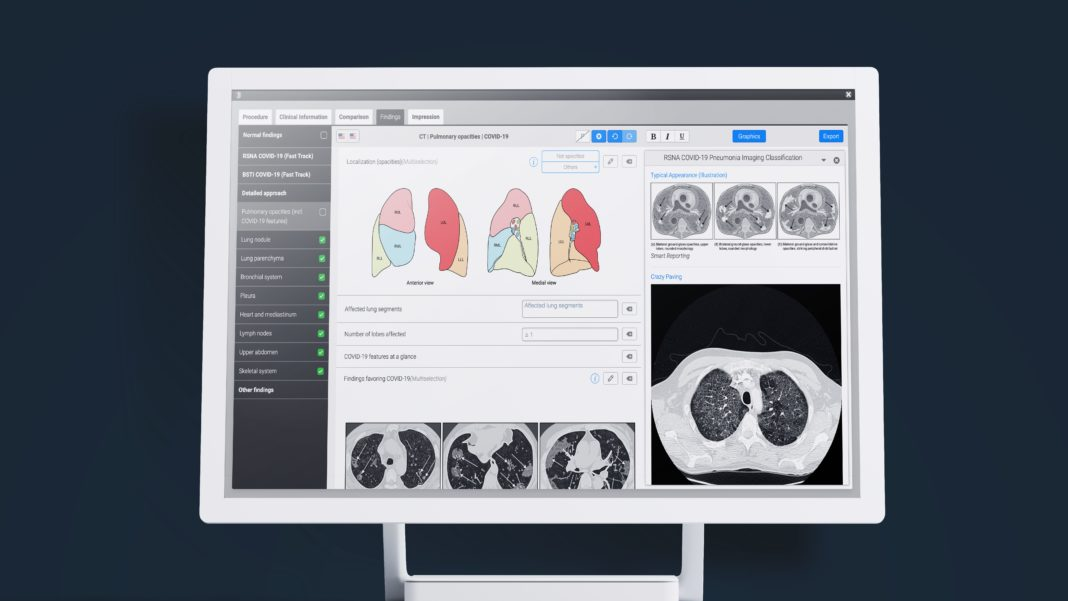 Smart Reporting erhält 15 Mio. EUR für strukturierte Befundung in der Radiologie