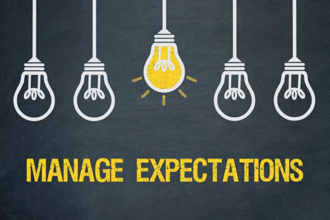 expectation manage