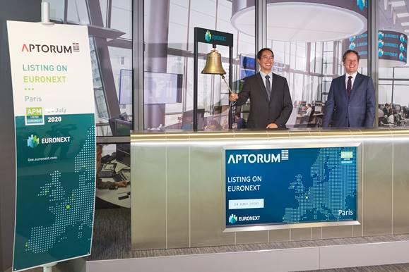 Aptorum: Biotech aus Hongkong geht an die Euronext