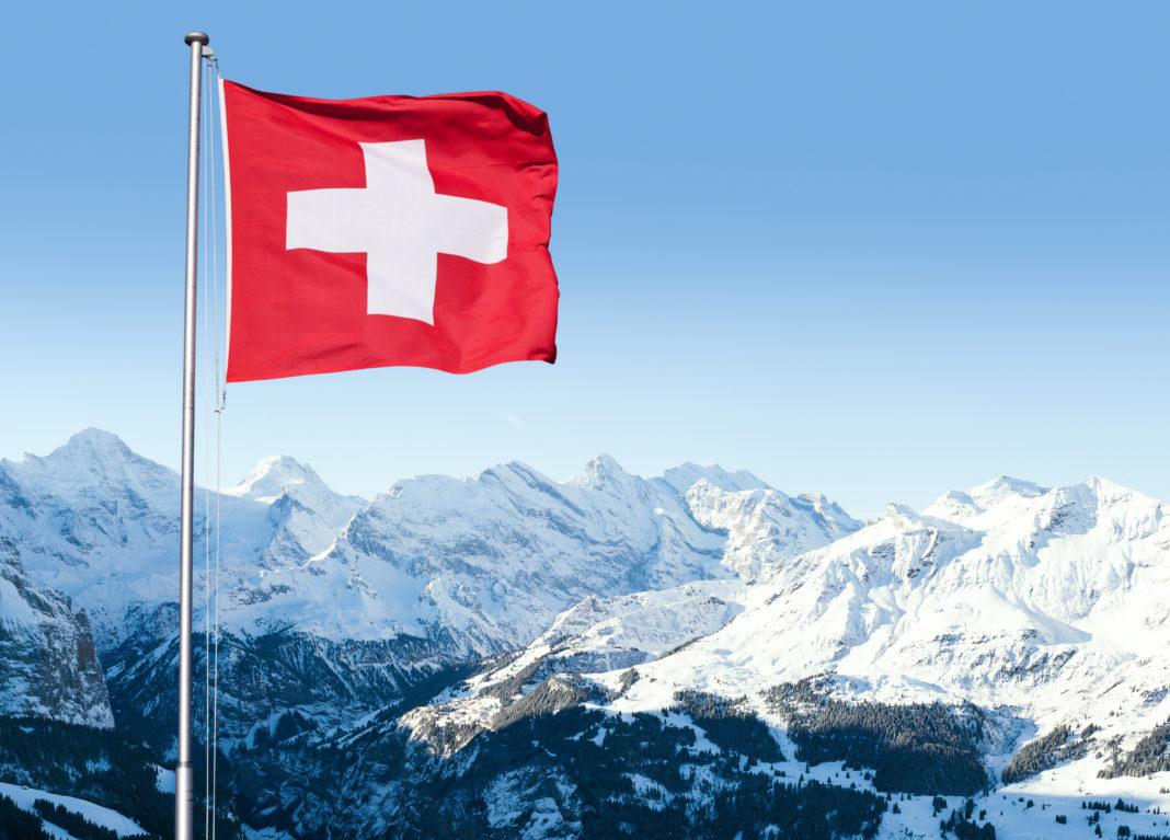 Ein Blick über die Alpen!