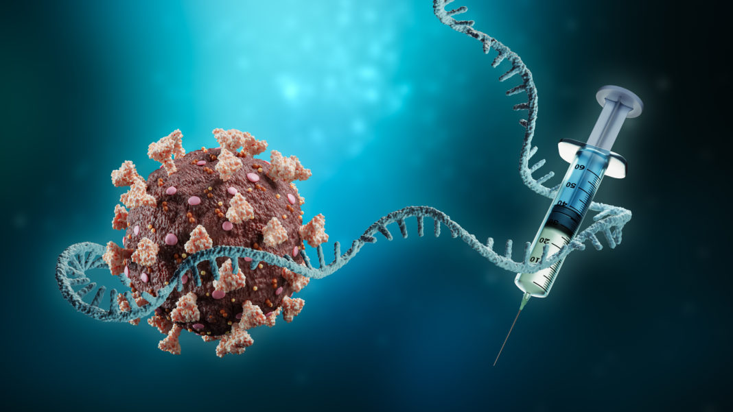 GSK und CureVac entwickeln mRNA-Impfstoff der nächsten Generation gegen COVID-19