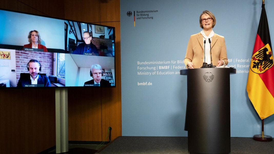Bundesministerin Karliczek (BMBF)