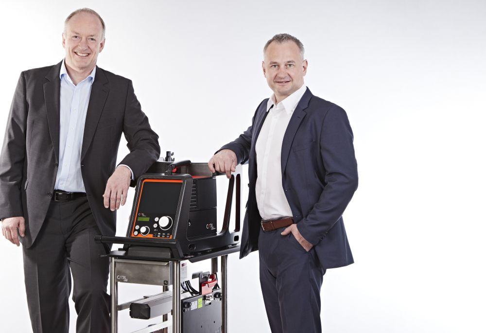 Interview mit Prof. Dr.-Ing. Christoph Benk und Jörg Ronde, Geschäftsführer der Resuscitec GmbH