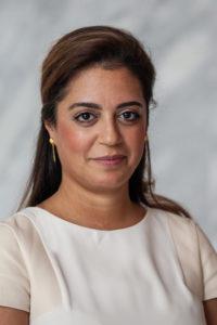 Golnaz Miremadi ist federführend für die Hauptversammlung der Raiffeisen Bank International AG zuständig.