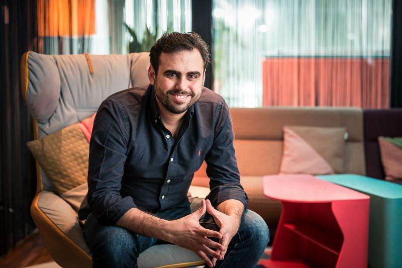 Wefox Group CEO Julian Teicke