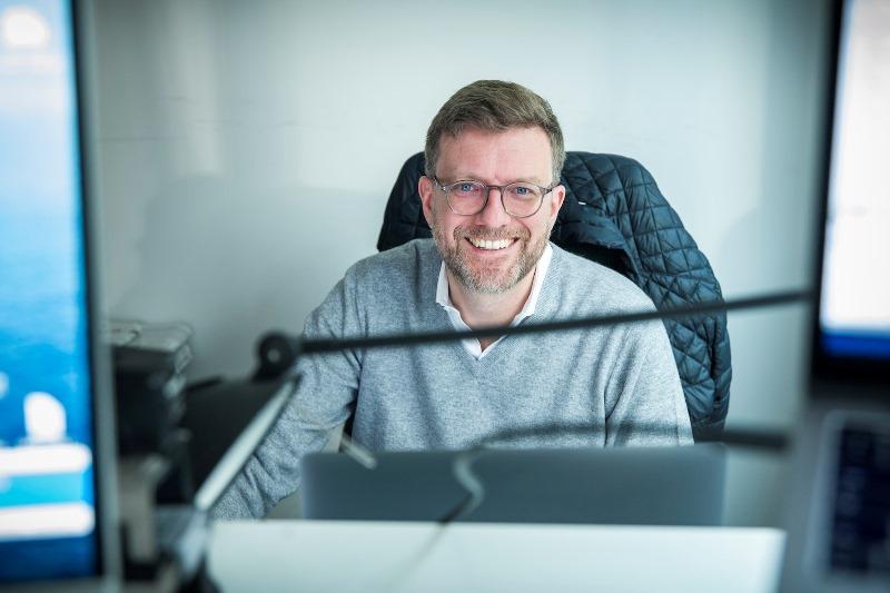 Dr. Tim Thabe, CEO der creditshelf AG