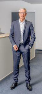 Dirk Graszt, CEO Clean Logistics SE